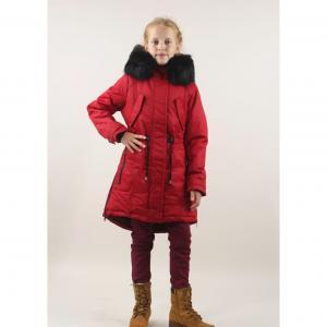 Куртка Ours Blanc Childrens Brand, цвет: красный Children's Brand