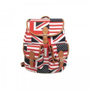 Рюкзак British Flag с 2-мя карманами, цвет мульти Creative LLC