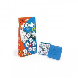 Настольная Игра Кубики Историй Муми-тролли Rory's Story Cubes