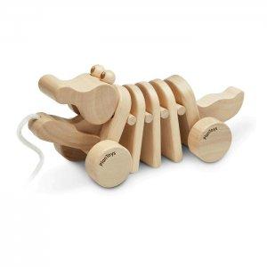 Деревянная игрушка  Танцующий крокодил 5721 Plan Toys