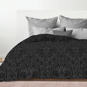 Комплект постельного белья  Лоренцо, 1,5-спальное Унисон. Цвет: разноцветный