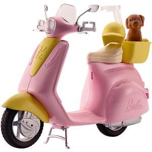 Транспорт для куклы Barbie Мопед Mattel