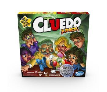 Игра настольная Клуэдо джуниор Hasbro