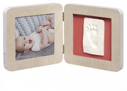 Рамка двойная Модерн с 4 цветными подложками Baby Art