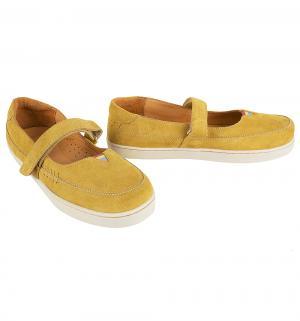 Туфли , цвет: желтый Mamashoes
