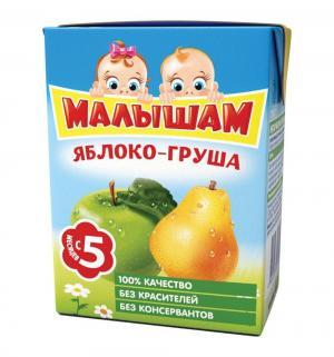 Нектар , груша-яблоко 200 мл, 1 шт ФрутоНяня