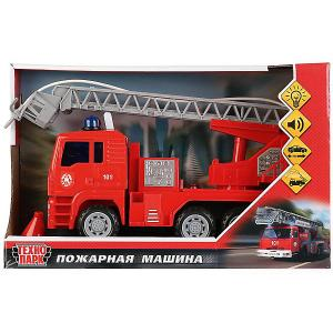Инерционная машина Технопарк Пожарная