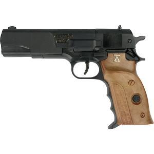 Пистолет  Powerman Agent, 22 см Sohni-Wicke. Цвет: черный