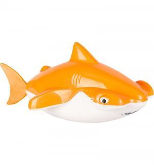 Игрушка для ванной  Оранжевая акула Игруша