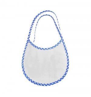 Нагрудник  защитный из клеенки с ПВХ покрытием, цвет: белый Витоша