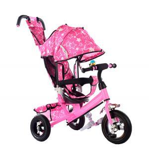 Трехколесный велосипед  HP-TC-701 EVA, цвет: розовый Kids Cool