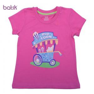 Футболка , цвет: сиреневый Batik