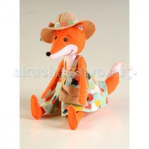 Набор для шитья мягкой игрушки Модная Алиса Перловка