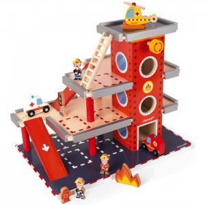 Набор игровой Пожарная станция Janod