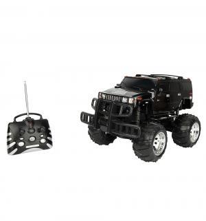 Машинка на радиоуправлении  Guokai Hummer, черная 1 : 12 GK Racer Series
