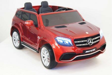 Электромобиль  Mercedes-Benz GLS AMG RiverToys
