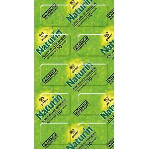 Пластины от комаров  Naturin без запаха, 10 шт Gardex