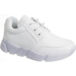 Кроссовки  для мальчика Vitacci. Цвет: белый