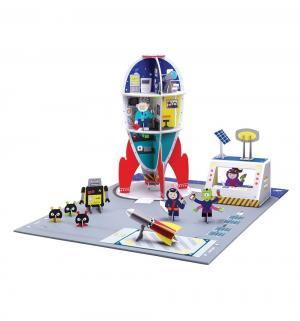 Игровой набор  Космическая станция Krooom