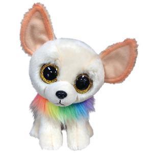 Мягкая игрушка TY ЧихуахуаТибиэй, 25 см. Цвет: коричнево-бежевый