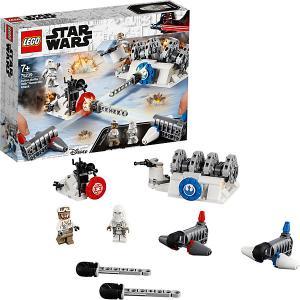 Конструктор  Star Wars 75239: Разрушение генераторов на Хоте LEGO