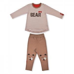 Комплект (туника, брючки) Bear Лео