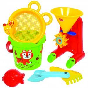 Набор для игры с песком и водой № 1 6 предметов Gowi