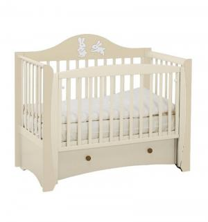 Кровать  Olivia, цвет: гоголь-моголь Papaloni