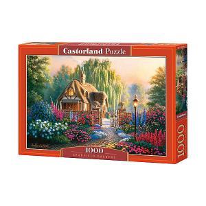 Пазл  Крэнфилдский сад, 1000 деталей Castorland