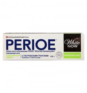 Зубная паста  White Now Refreshing Mint Освежающая мята, от 12 лет, 100 гр Perioe