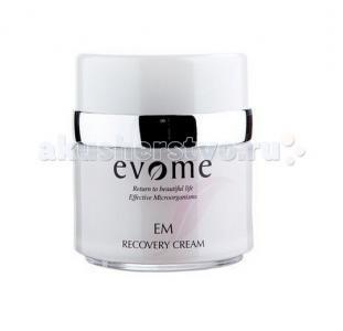 Крем для лица восстанавливающий 50 мл Evome