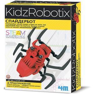 Набор для робототехники  KidxRobotix Спайдербот 4M