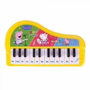 Музыкальный инструмент  Синтезатор Peppa Pig