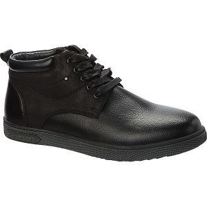 Ботинки для мальчика Tesoro. Цвет: черный