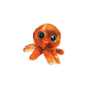 Мягкая игрушка  Юху и друзья Осьминог, 12 см AURORA