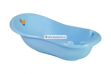 Ванна детская Утенок без слива 100 см Maltex
