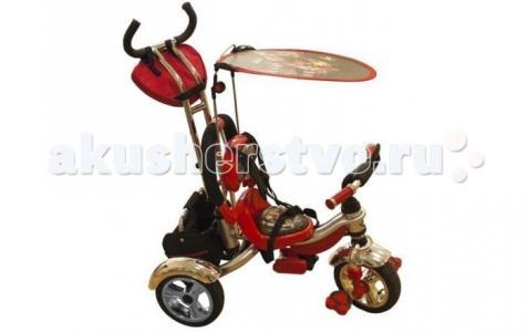 Велосипед трехколесный  Trike KR01Н с надувными колесами Mars