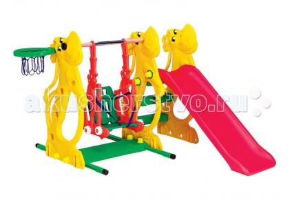 Игровой комплекс Ching-Ching Бегемот SL-13 BabyOne