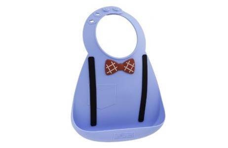 Нагрудник  Baby Bib Scholar Blue Make my day