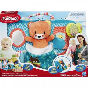 Мягкая игрушка Playskool Первые плюшевые друзья Лисёнок, 30,5 см Hasbro