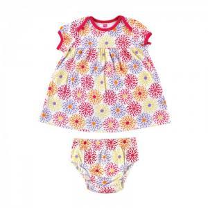 Комплект Туника (сорочка) и трусы (2 предмета) Hudson Baby
