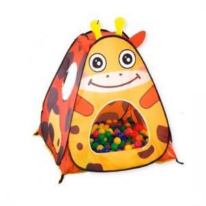 Дом-палатка+100 шаров Жираф Calida