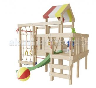 Детский игровой чердак для дома и дачи Соник Самсон