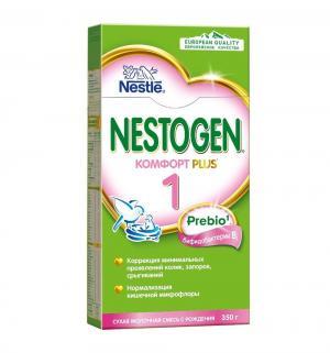 Молочная смесь  Комфорт Plus 1 с пребиотиками 0-6 месяцев, 350 г, шт Nestogen