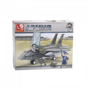 Конструктор  Воздушные войска (142 детали) Sluban