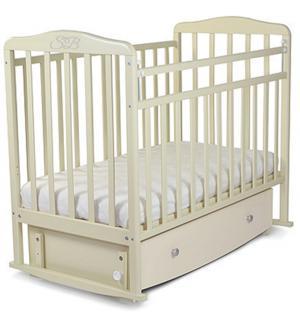 Кровать  Luciano, цвет: бежевый Sweet Baby
