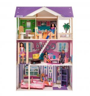 Кукольный домик  Флоренция 119 см Paremo