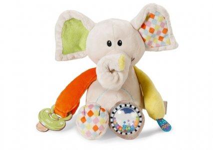 Мягкая игрушка  Активити Слон Данди 23 см Nici
