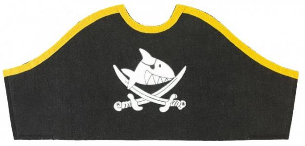 Треуголка пирата Captn Sharky 25029 Spiegelburg