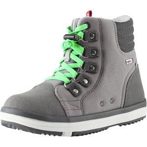 Ботинки tec Wetter Wash Reima. Цвет: grau/grün